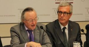 Josep Piqué i Josep Fèlix Ballesteros